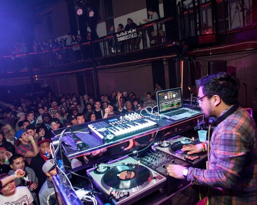 DJ Bamboo